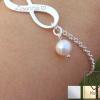 infinity moeder armband