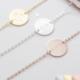 armband met initialen