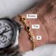armband geboortesteen kind