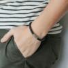 papa armband met tekst kopen